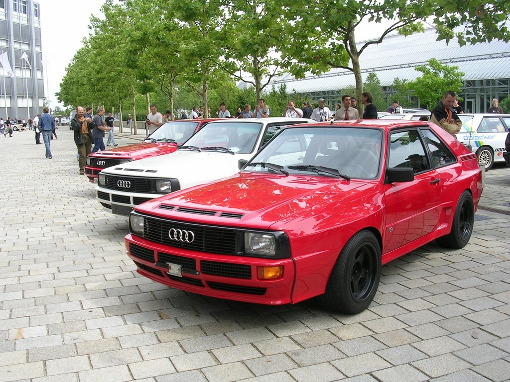 Best source for A2 or Sport quattro fenders/body kit? - AudiWorld Forums